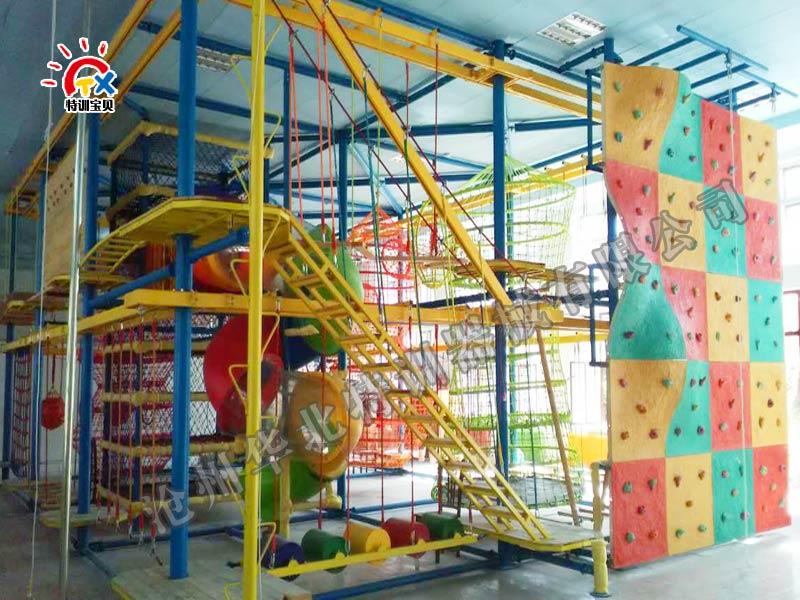 新疆石河子市儿童室内拓展乐园