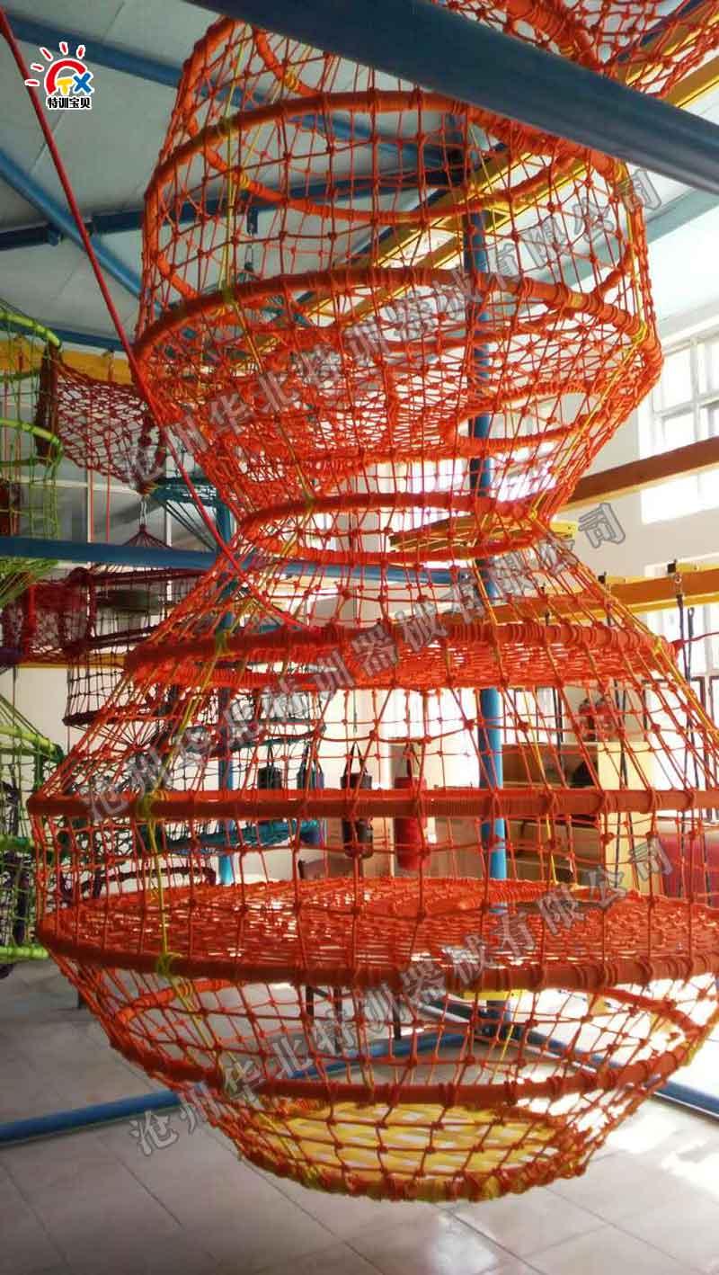 儿童拓展器材,绳网,攀爬项目