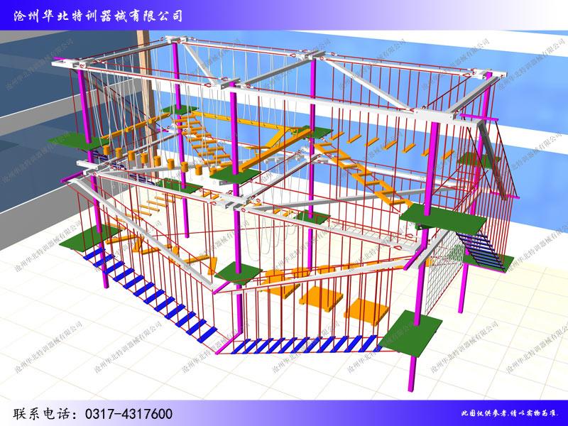 我公司最新设计儿童室内拓展器材 - 拓展器械,拓展,-.